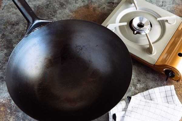 How to Season a Carbon Steel Wok | Easy Japanese Recipes at JustOneCookbook.com