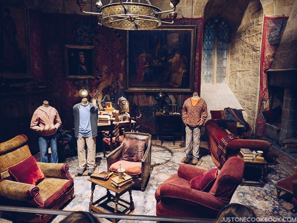 London Travel Guide Day 4 - Warner Bros. Studio: The Making of Harry Potter | JustOneCookbook.com