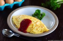 Omurice (Omelette Rice) オムライス – 'Midnight Diner: Tokyo Stories'