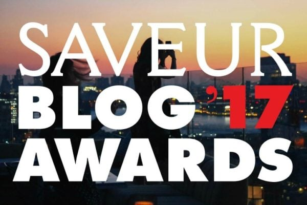 banner for saveur blog awards