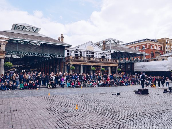 London Travel Guide - Covent Garden | JustOneCookbook.com