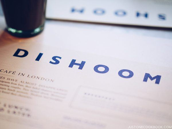 London Travel Guide - Dishoom | JustOneCookbook.com