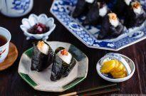 Onigiri (Japanese Rice Balls) おにぎり