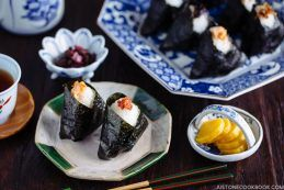 Onigiri (Japanese Rice Balls) おにぎり | Easy Japanese Recipes at JustOneCookbook.com