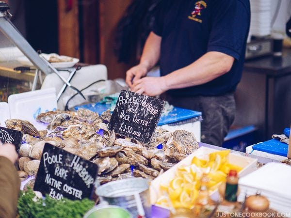 London Travel Guide - Borough Market | JustOneCookbook.com