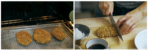 GF Baked Chicken Katsu 11