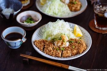 GF Baked Chicken Katsu 14