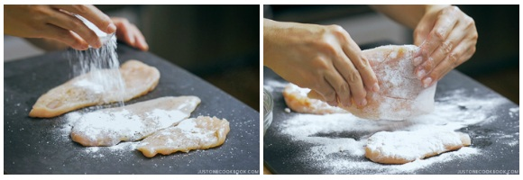 GF Baked Chicken Katsu 8