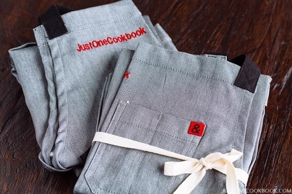 JOC apron giveaway 600-3966