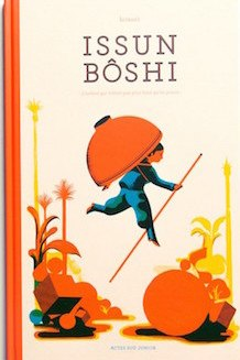 issun boshi the one inch boy by Icinori japanese children book