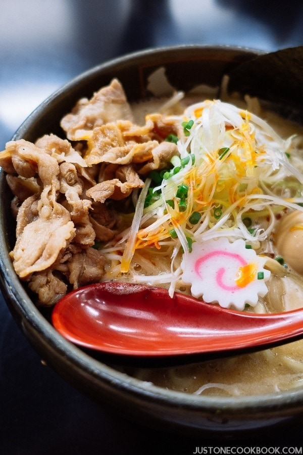 DoMiso Ramen らーめんダイニング ど・みそ | Easy Japanese Recipes at JustOneCookbook.com