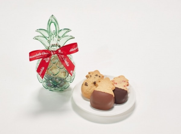 Honolulu cookie company Mele Ornament Box giveaway on JustOneCookbook.com