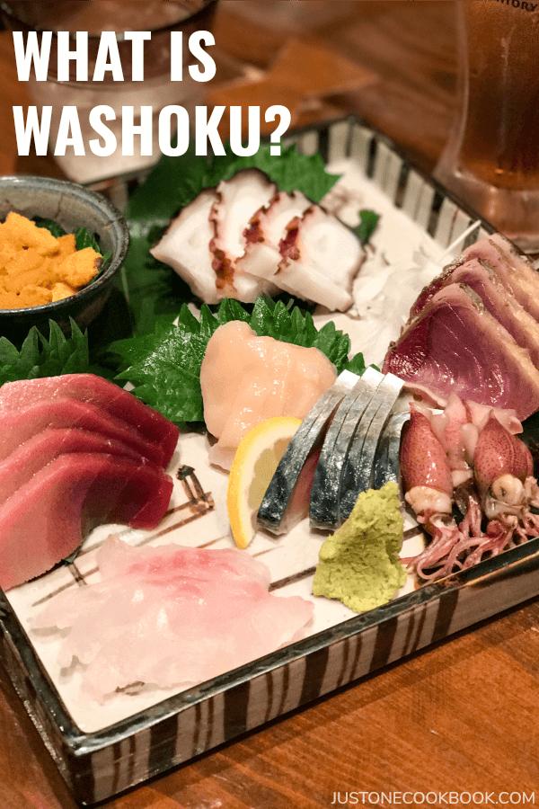 What is Washoku?