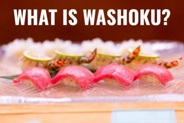 What is Washoku?
