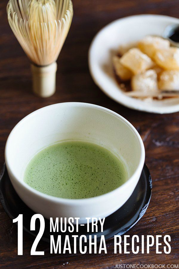 12 Best Matcha Recipes | Easy Japanese Recipes at JustOneCookbook.com