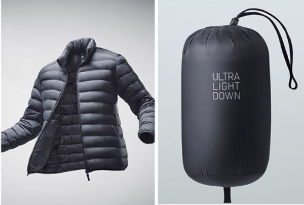 uniqlo ultra light down jacket gift guide at JustOneCcookbook.com