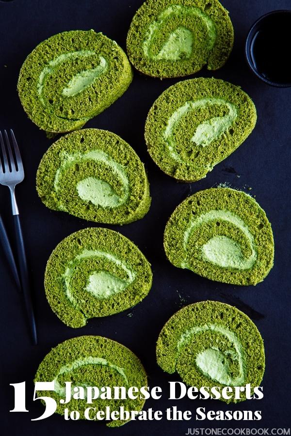 15 Japanese Desserts | Easy Japanese Recipes at JustOneCookbook.com