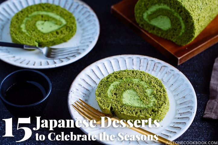 15 japanese desserts to celebrate the seasons just one cookbook forumfinder Images