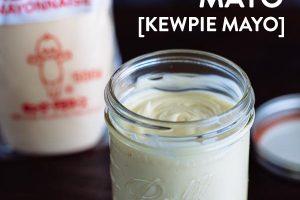 Japanese Mayonnaise (Kewpie Mayo) マヨネーズ • Just One Cookbook