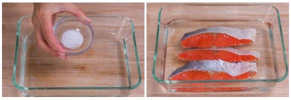 Salmon Kombu Roll 3