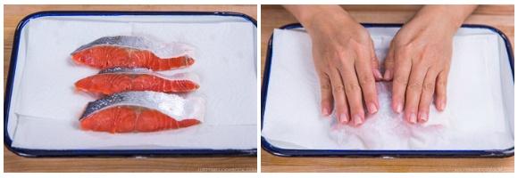 Salmon Kombu Roll 4
