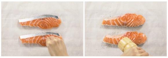 Salmon in Foil 1