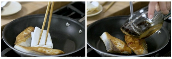 how to cook yellowtail fish