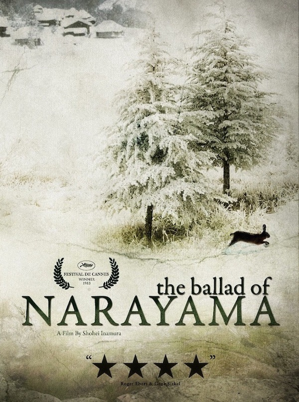 Ballad of Narayama Japanese movie