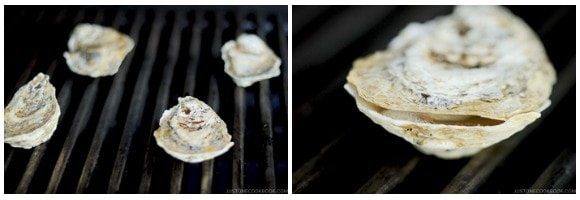 Grilled Oysters 9
