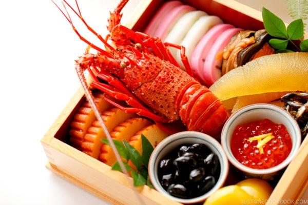 Osechi with Ise-Ebi | Easy Japanese Recipes at JustOneCookbook.com