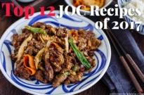 Top 12 Just One Cookbook Recipes of 2017