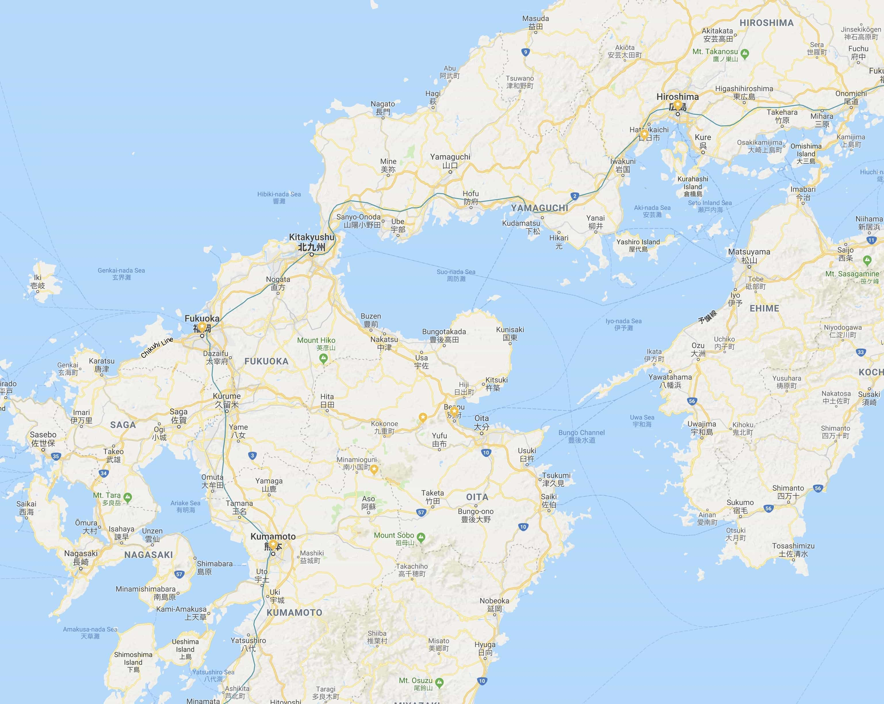Hiroshima Japan Guide 広島旅行ガイド • Just One Cookbook