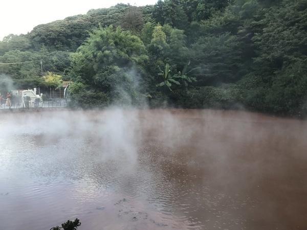 Chinoike-Jigoku (血の池地獄)