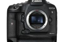 Canon EOS-1D X Mark II DSLR