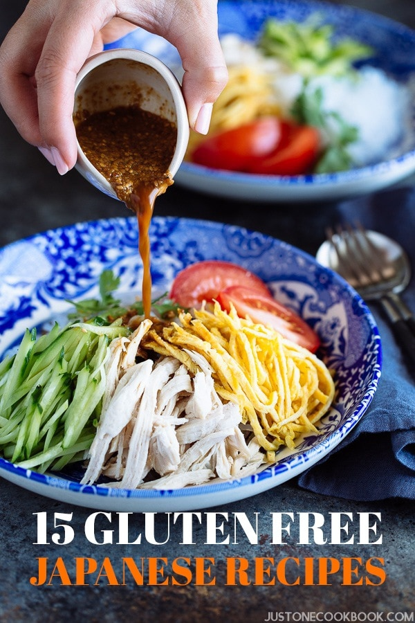 East gluten free Japanese recipes and ideas on Just One Cookbook