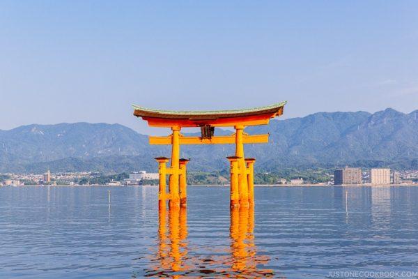 Itsukushima Torii Gate | JustOneCookbook.com