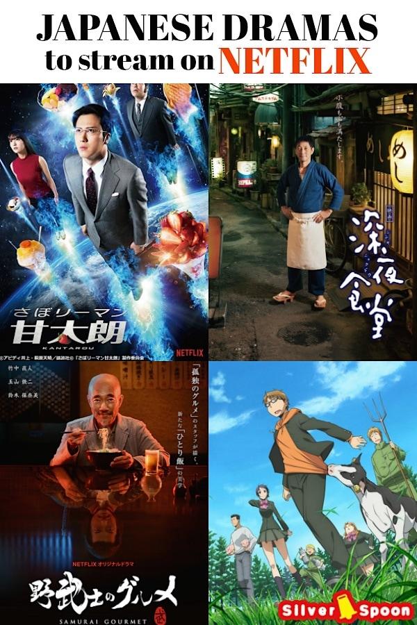 Netflix Japanese Drama Series