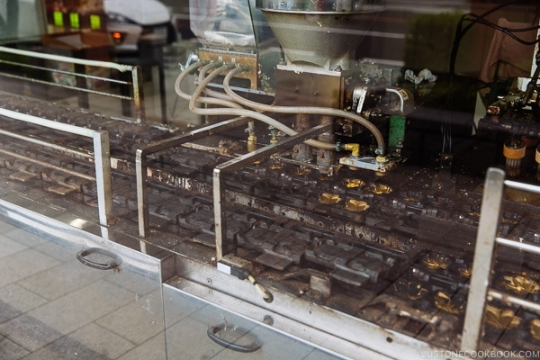 momijimanju machinery Hiroshima | JustOneCookbook.com