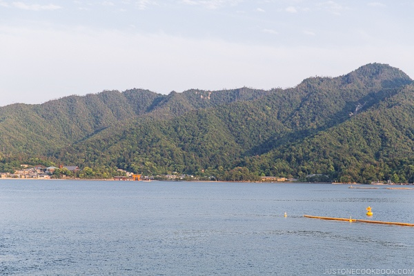 Miyajima Island from Hiroshima | JustOneCookbook.com