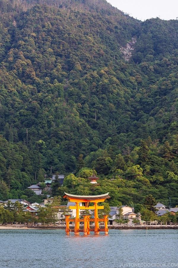 Itsukushima Shrine at Miyajima | JustOneCookbook.com Miyajima Travel Guide