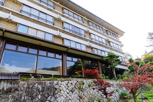 Miyajima Grand Hotel Arimoto | JustOneCookbook.com