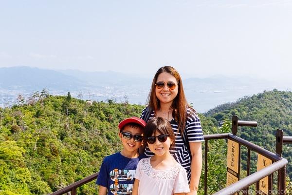 Mt. Misen Miyajima | JustOneCookbook.com
