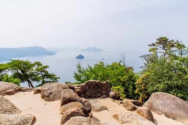 Shi Shi I Wa Mt. Misen Miyajima | JustOneCookbook.com Mount Misen