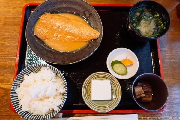 Saba Misoni Teishoku | Easy Japanese Recipes at JustOneCookbook.com