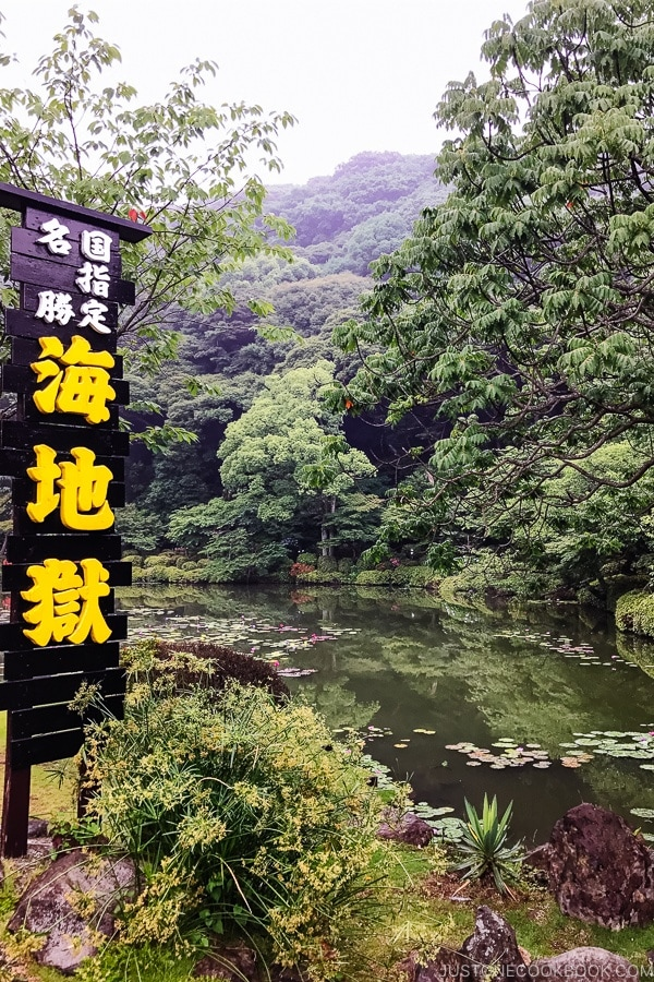 Umi-Jigoku Beppu travel guide | justonecookbook.com