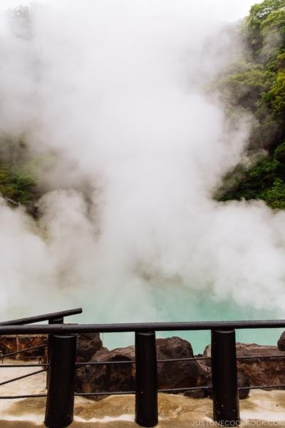 Umi-Jigoku Beppu travel guide   justonecookbook.com