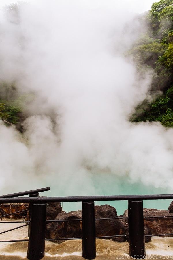 Umi-Jigoku Beppu travel guide | justonecookbook.com