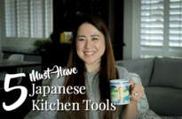 5 Must-Have Japanese Kitchen Tools – Tea Time with Nami (Ep 1)