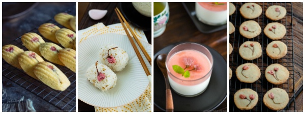 Cherry Blossom Recipes