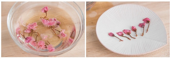 Cherry Blossom Rice Balls 3